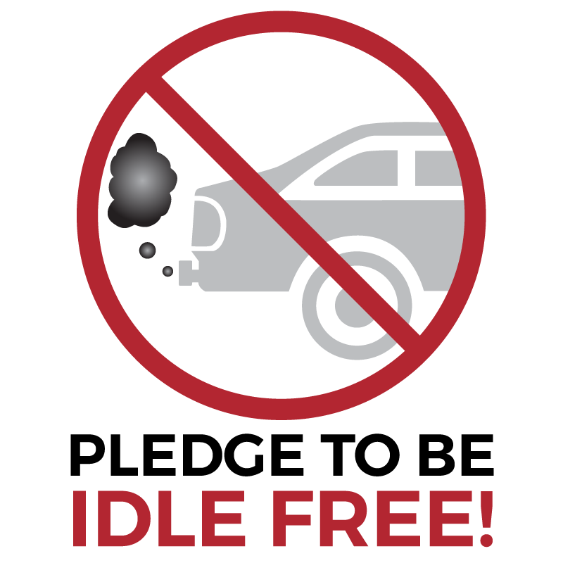 pledge to be idle free